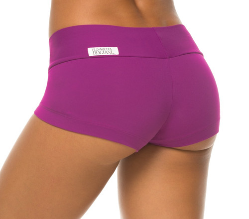 Sport Band Shorts - Solid Supplex