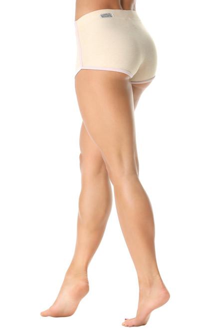 Retro Shorts - Butter TriColor