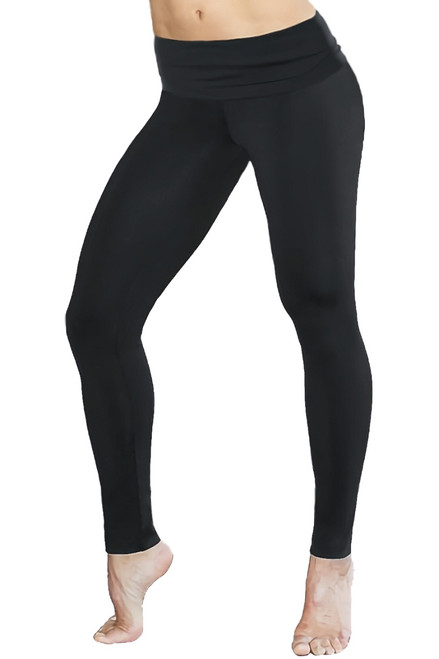 Rolldown Leggings - Bamboo