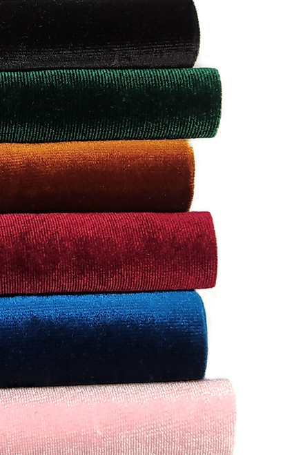 Customize Color - STRETCH VELVET