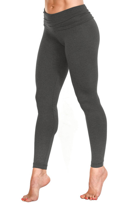 Rolldown Leggings - Stretch Cotton