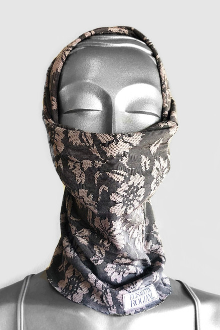 NON-MEDICAL Transformable Tube Scarf - LIMITED EDITION - Bella Jacquard
