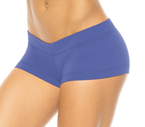 "Buti Lowrise Mini Shorts - Supplex - Malibu - Final Sale - Medium -  2.75"" Inseam"