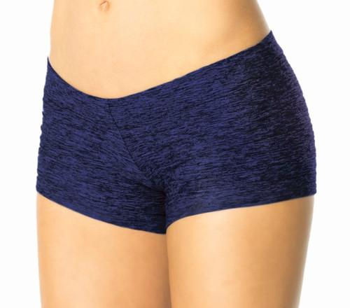 """Buti Lowrise Mini Shorts - Butter Denim - Final Sale - Medium - 2"""" Inseam"""