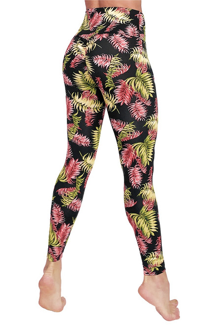 JNL - Miami Bambola Scrunch Back High Waist Leggings