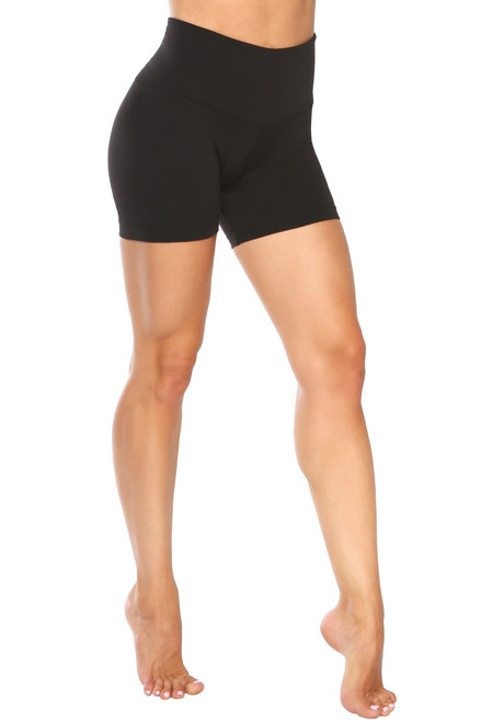 Cobra Bike High Waist Shorts - Supplex