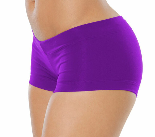 "Buti Lowrise Mini Shorts -Supplex Amethyst - Final Sale - Medium - 2"" Inseam (1 AVALAIBLE)"