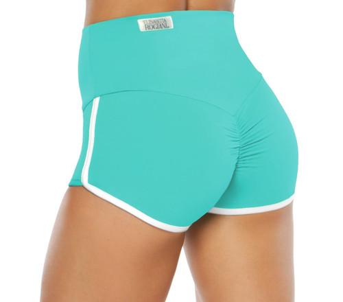 High Waist Bambola Retro Shorts - Supplex