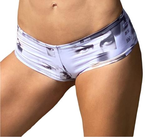 King Shorts - Final Sale - Impression - XS & S