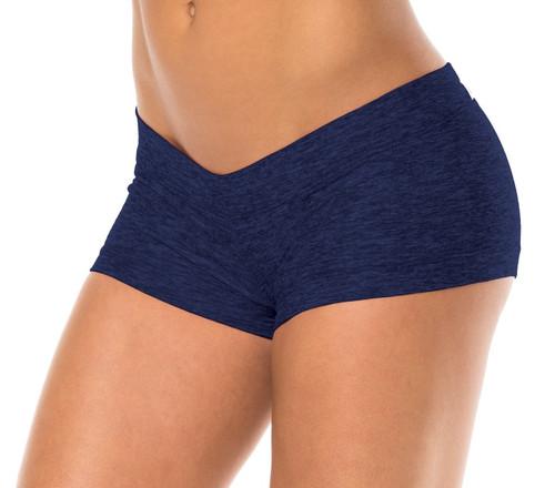 """Buti Lowrise Mini Shorts - Butter Denim - Final Sale - Medium - 2.75"""" Inseam"""