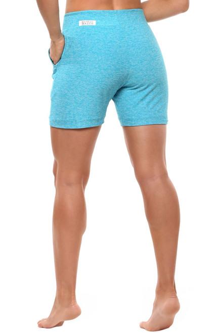 Jogger Shorts w/ Pockets - Butter