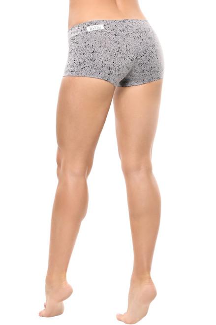 Buti Lowrise Mini Shorts-Rock