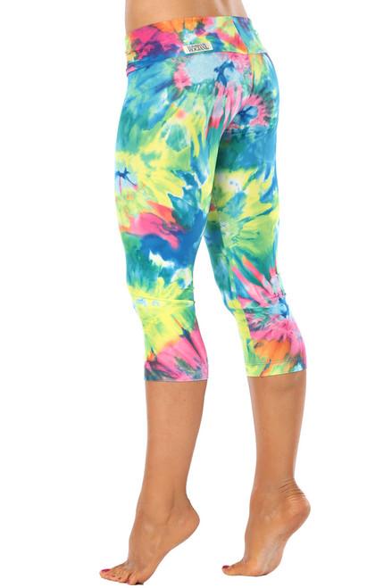 Colorforia Sport Band 3/4 Leggings