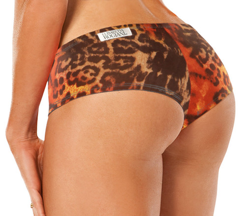 King Shorts - FINAL SALE - Tiger Rust