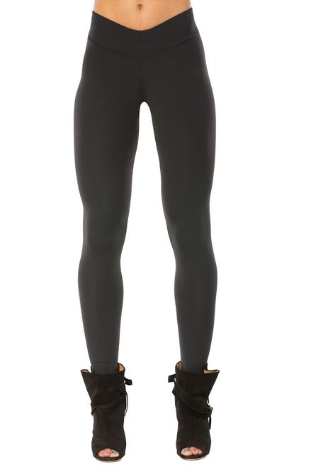 Black Fashion Long Leggings
