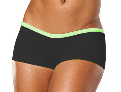 """Cover Girl Shorts - SMALL - FINAL SALE - 1.5"""" INSEAM (1 AVAILABLE)"""