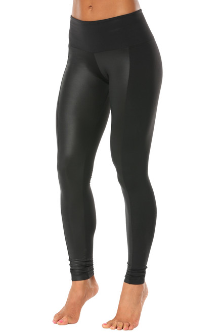 High Waist Sabé Leggings -Supplex Accent on Wet