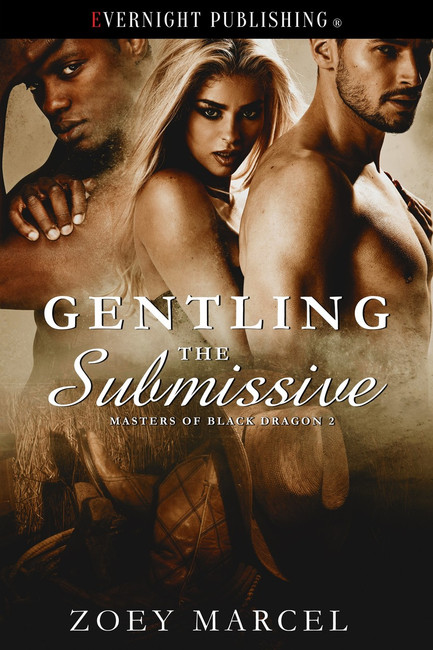 Genre: Erotic BDSM Menage (MFM) Romance  Heat Level: 4  Word Count: 37, 050  ISBN: 978-1-77339-875-4  Editor: Karyn White  Cover Artist: Jay Aheer