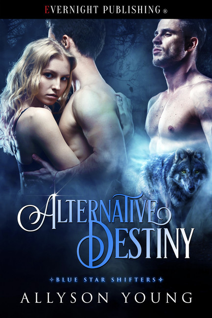Genre: Paranormal Menage (MMF) Romance  Heat Level: 3  Word Count: 23,000  ISBN: 978-0-3695-0175-2  Editor: Audrey Bobak  Cover Artist: Jay Aheer