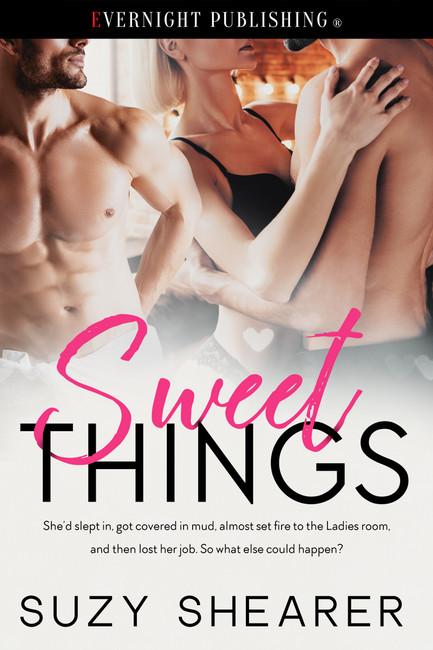Genre: Erotic Contemporary Menage Romance (MMF)  Heat Level: 4  Word Count: 89, 700  ISBN: 978-0-3695-0223-0  Editor: Audrey Bobak  Cover Artist: Jay Aheer