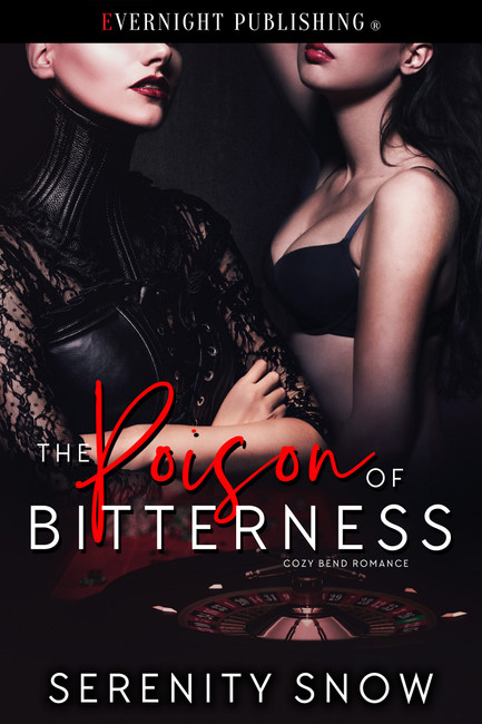 Genre: Alternative (FF) Romantic Suspense  Heat Level: 3  Word Count: 45, 650  ISBN: 978-0-3695-0224-7  Editor: CA Clauson  Cover Artist: Jay Aheer