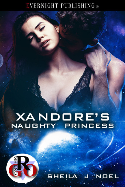 Genre: Sci-Fi Romance  Heat Level: 2  Word Count: 14, 790  ISBN: 978-0-3695-0362-6  Editor: Jessica Ruth  Cover Artist: Jay Aheer