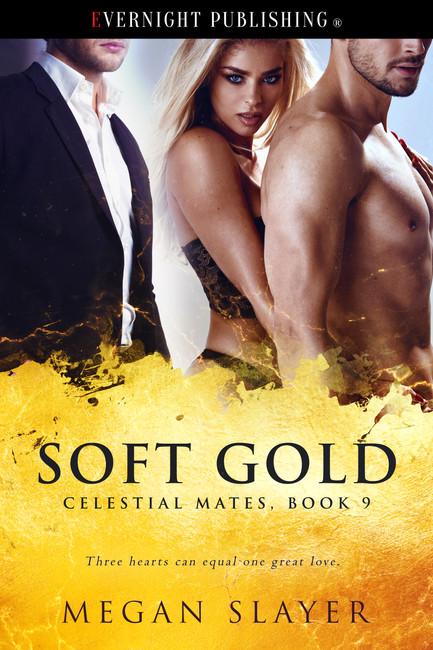 Genre: Sci-Fi Menage (MMF) Romance  Heat Level: 3  Word Count: 21, 180  ISBN: 978-0-3695-0363-3  Editor: CA Clauson  Cover Artist: Jay Aheer