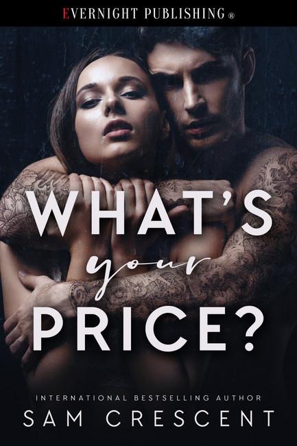 Genre: Erotic Contemporary Romance  Heat Level: 3  Word Count: 30, 300  ISBN: 978-0-3695-0382-4  Editor: Audrey Bobak  Cover Artist: Jay Aheer