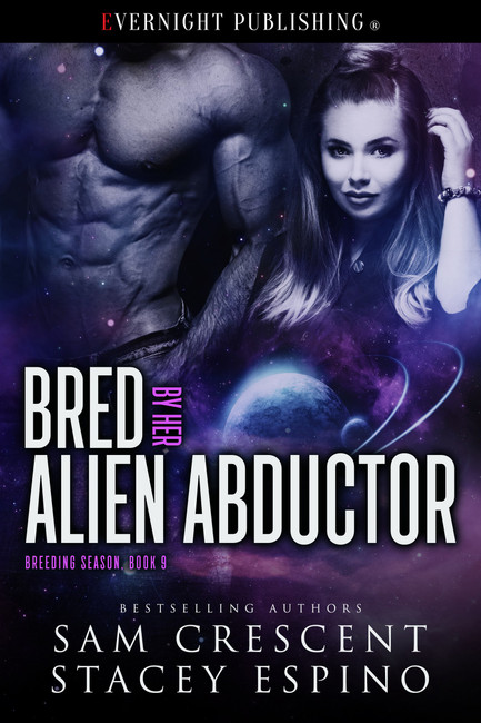 Genre: Erotic Sci-Fi Romance  Heat Level: 3  Word Count: 39, 420  ISBN: 978-0-3695-0391-6  Editor: Audrey Bobak  Cover Artist: Jay Aheer