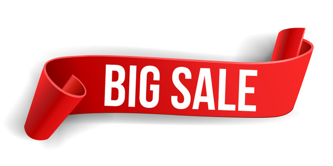 BIG Series Starter Sale!
