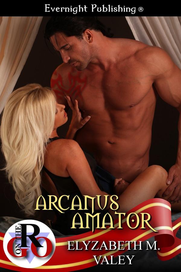 Genre: Erotic Fantasy Romance  Heat Level: 3  Word Count: 14, 190  ISBN: 978-1-77233-069-4  Editor: Melissa Hosack  Cover Artist: Sour Cherry Designs