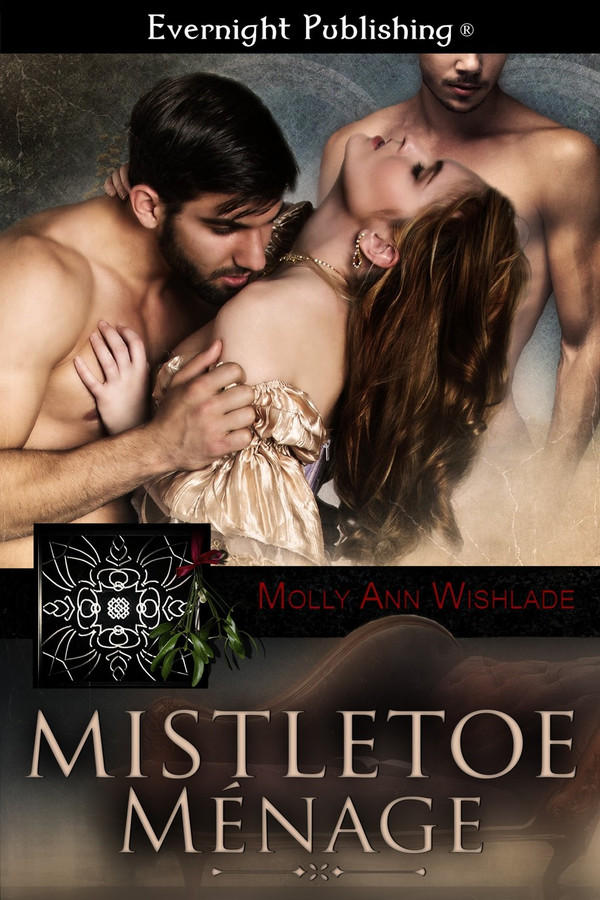 Genre:  Historical Menage (MMF) Romance  Heat Level: 4  Word Count: 21, 260  ISBN: 978-1-77233-145-5  Editor: Lisa Petrocelli  Cover Artist: Jay Aheer