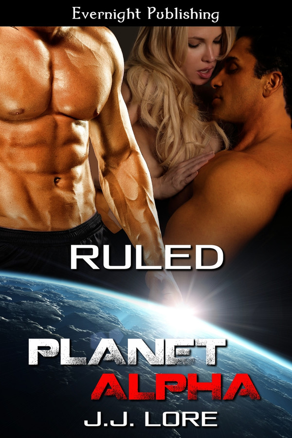 Genre: Sci-Fi Menage (MMF) Romance  Heat Level: 4  Word Count: 48, 590  ISBN: 978-1-77233-271-1  Editor: Karyn White  Cover Artist: Sour Cherry Designs