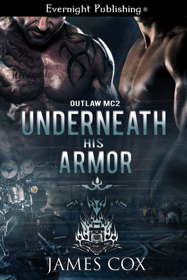 Genre: Alternative (MM) Sci-Fi Romance  Heat Level: 4  Word Count: 18, 090  ISBN: 978-1-77233-281-0  Editor: Kerry Genova  Cover Artist: Jay Aheer