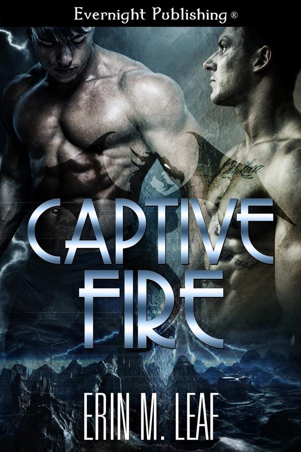 Genre: Alternative (MM) Sci-Fi Romance  Heat Level: 3  Word Count: 27, 015  ISBN: 978-1-77233-340-4  Editor: Jessica Ruth  Cover Artist: Jay Aheer