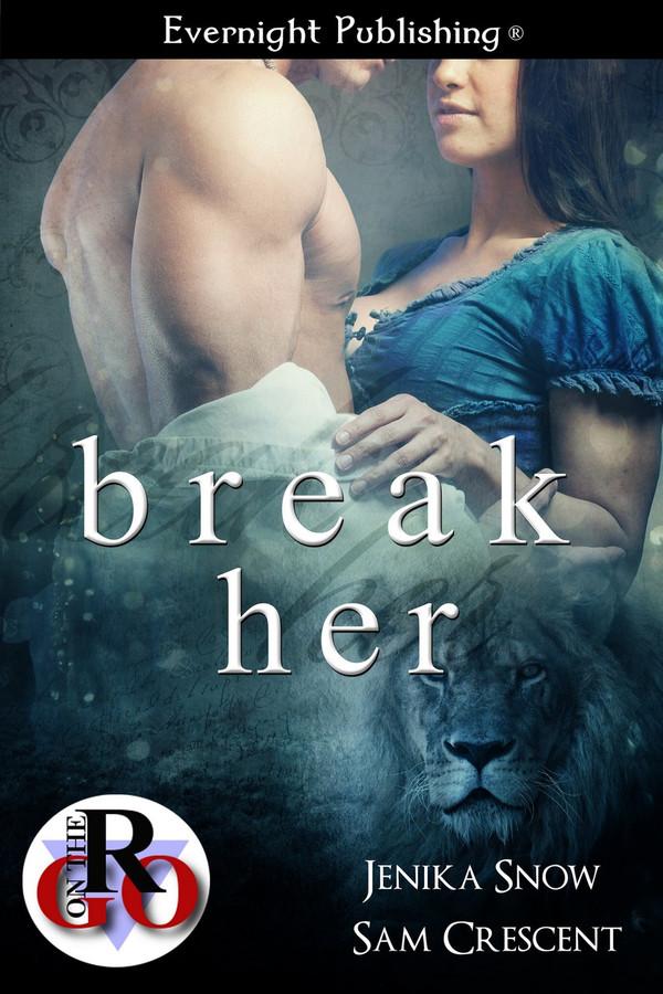 Genre: Erotic Paranormal Romance  Heat Level: 3  Word Count: 15, 000  ISBN: 978-1-926950-01-3  Editor: Karyn White  Cover Artist: Jay Aheer