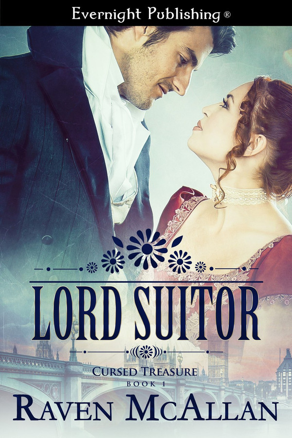 Genre: Historical Romance  Heat Level: 2  Word Count: 49, 410  ISBN: 978-1-77233-455-5  Editor: JS Cook  Cover Artist: Jay Aheer