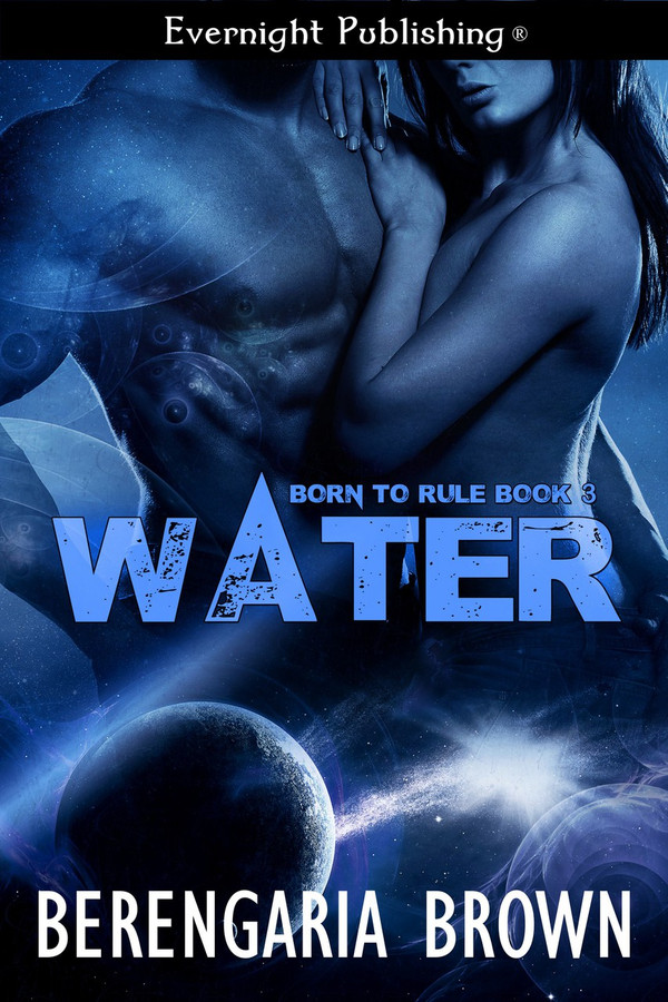 Genre: Erotic Sci-Fi Romance  Heat Level: 3  Word Count: 17, 600  ISBN: 978-1-77233-571-2  Editor: Katelyn Uplinger  Cover Artist: Jay Aheer