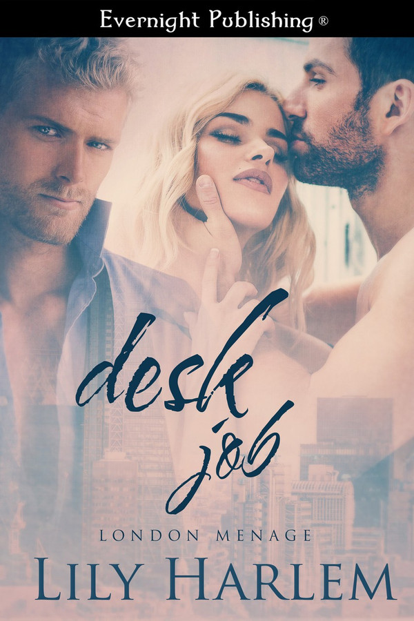 Genre: Contemporary Menage (MFM) Romance  Heat Level: 3  Word Count: 64, 420  ISBN: 978-1-77233-791-4  Editor: Carlene Flores  Cover Artist: Jay Aheer