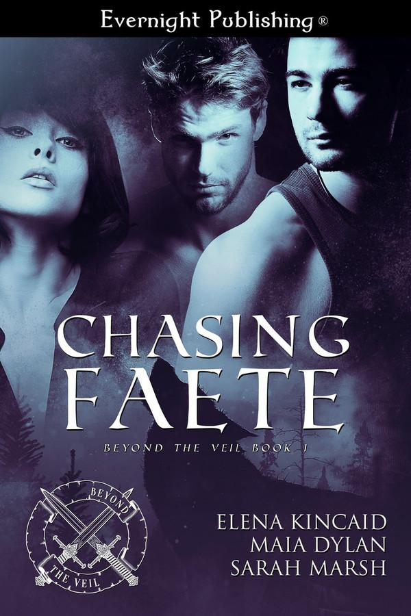 Genre: Paranormal (MFM) Menage Romance  Heat Level: 4  Word Count: 39, 540  ISBN: 978-1-77233-874-4  Editor: Karyn White  Cover Artist: Jay Aheer