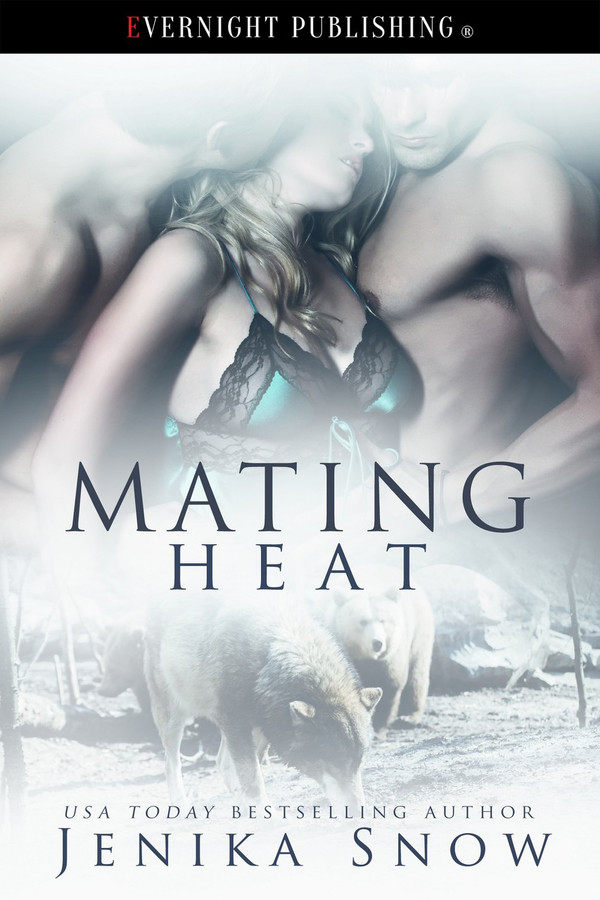 Genre: Paranormal Menage (MFM) Romance  Heat Level: 4  Word Count: 15, 710  ISBN: 978-1-77233-951-2  Editor: Karyn White  Cover Artist: Jay Aheer