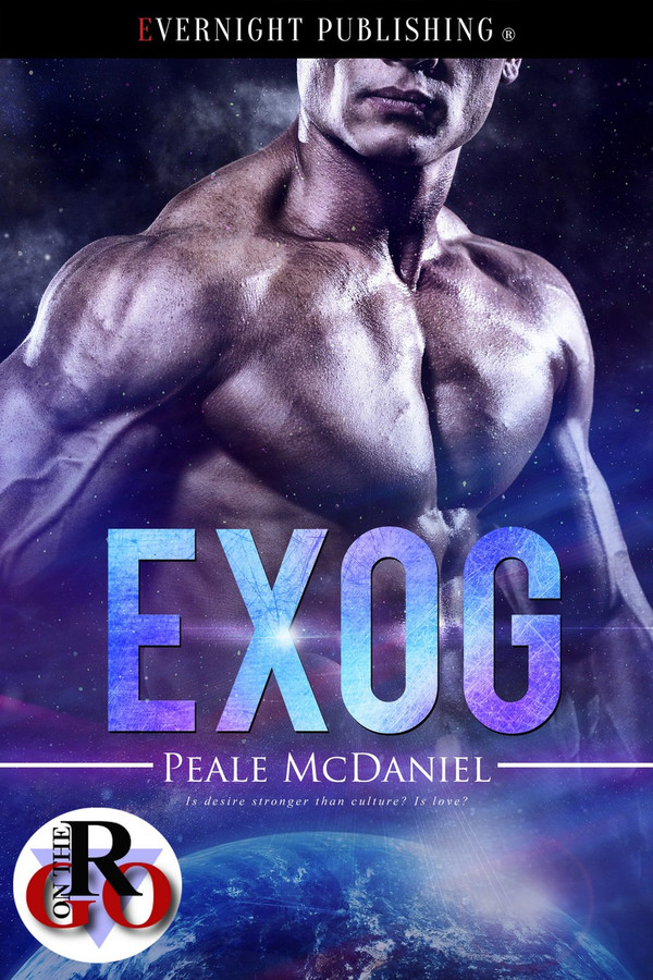 Genre: Alternative (MM) Sci-Fi Romance  Heat Level: 3  Word Count: 14, 600  ISBN: 978-1-77233-989-5  Editor: Amanda Jean  Cover Artist: Jay Aheer