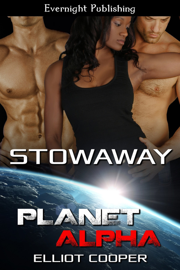 Genre: Sci-Fi Menage (MMF) Romance  Heat Level: 4  Word Count: 26, 650  ISBN: 978-1-77233-999-4  Editor: Karyn White  Cover Artist: Sour Cherry Designs