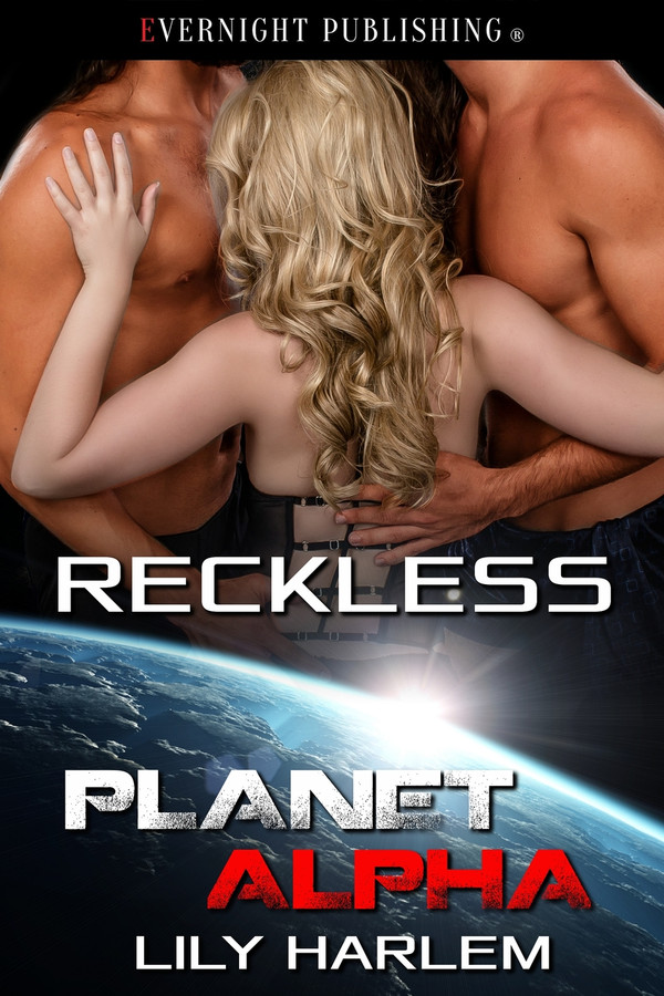 Genre: Erotic Sci-Fi Menage (MMF) Romance  Heat Level: 4  Word Count: 39, 125  ISBN: 978-1-77339-146-5  Editor: Karyn White  Cover Artist: Sour Cherry Designs