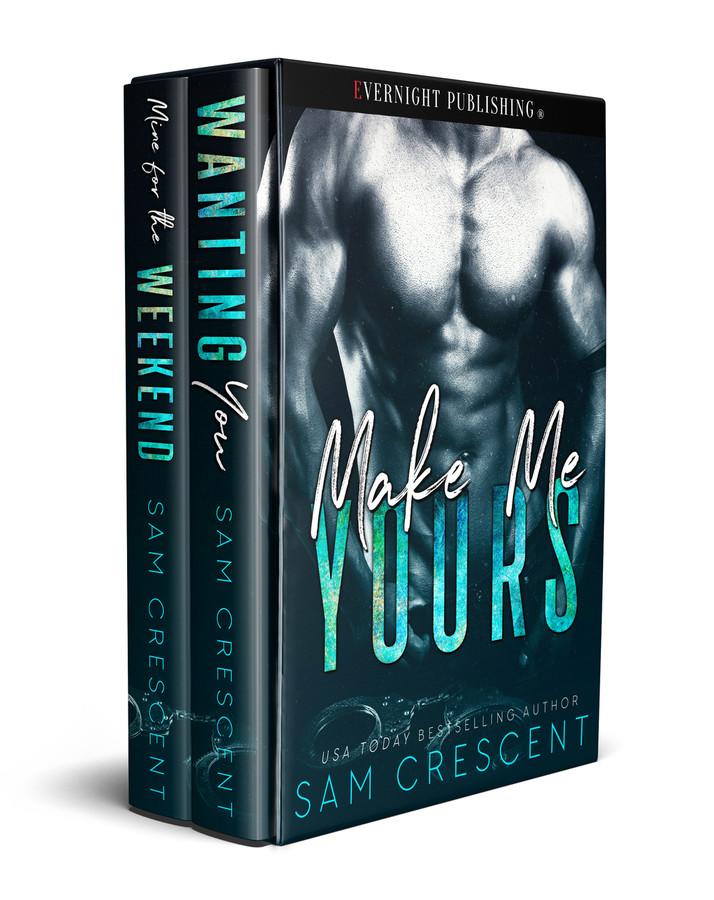Genre: Contemporary BDSM Romance  Heat Level: 3  Word Count: 35, 920  ISBN: 978-1-77339-232-5  Editor: Karyn White  Cover Artist: Jay Aheer
