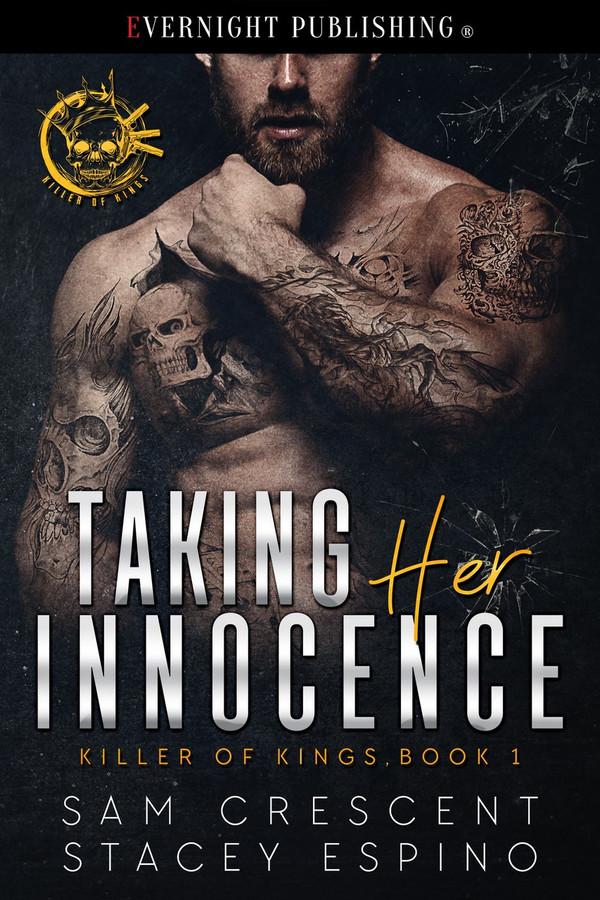 Genre: Erotic Dark Romance  Heat Level: 3  Word Count: 40, 630  ISBN: 978-1-77339-272-1  Editor: Karyn White  Cover Artist: Jay Aheer