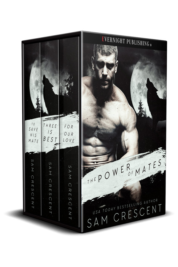 Genre: Book One (Alternative M/M Paranormal Romance) Book Two (Menage MFMM Paranormal Romance) Book Three (Erotic Paranormal Romance)  Heat Level: 3  Word Count: 56, 000  ISBN: 978-1-77339-295-0  Editor: Karyn White  Cover Artist: Jay Aheer