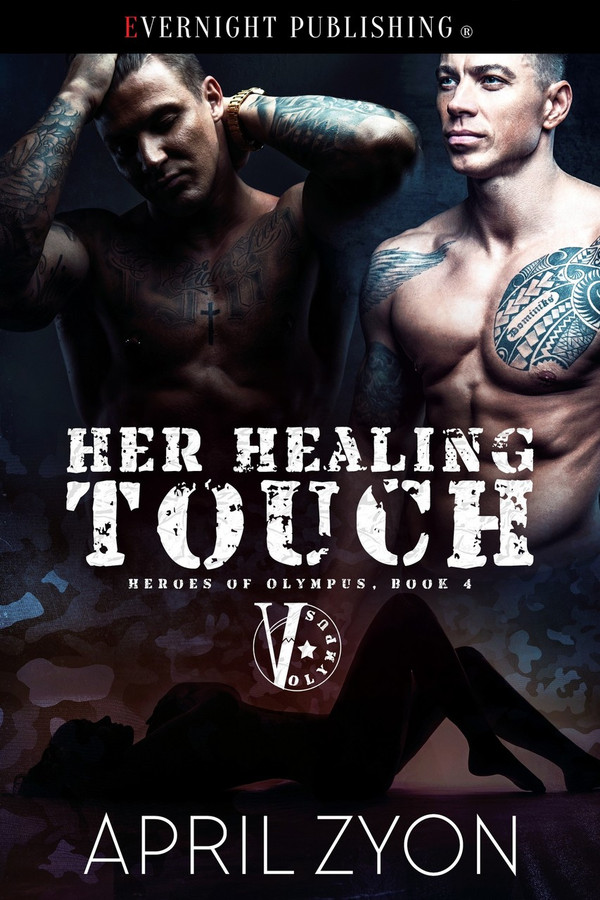 Genre: Erotic Menage (MFM) Romance  Heat Level: 4  Word Count: 36, 240  ISBN: 978-1-77339-428-2  Editor: Karyn White  Cover Artist: Jay Aheer