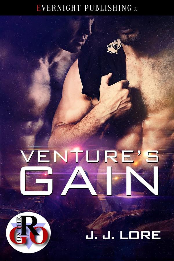 Genre: Alternative (MM) Sci-Fi Romance  Heat Level: 3  Word Count: 13, 790  ISBN: 978-1-77339-471-8  Editor: Karyn White  Cover Artist: Jay Aheer