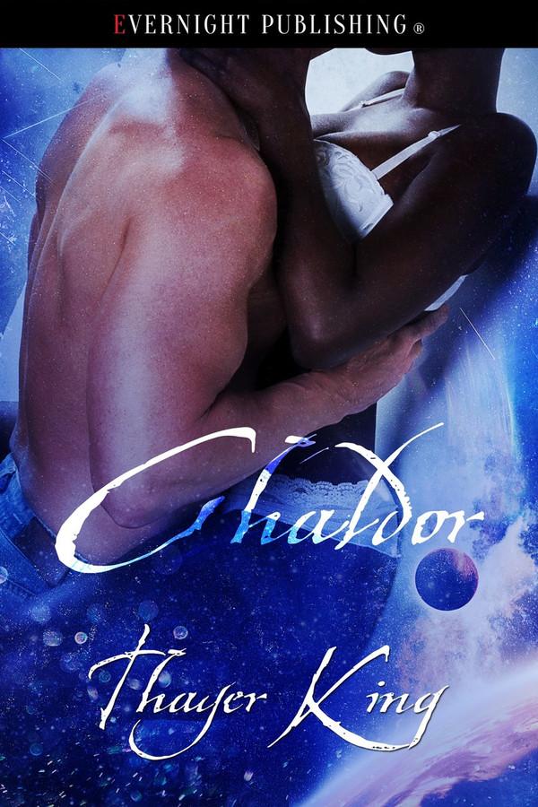 Genre: Interracial (BWWM) Sci-Fi Romance  Heat Level: 3  Word Count: 45, 450  ISBN: 978-1-77339-513-5  Editor: JC Chute  Cover Artist: Jay Aheer